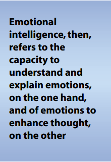 the effective leader understanding and applying emotional the concept of emotional intelligence