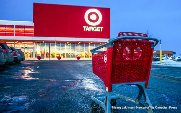 Target Canada Retail Store