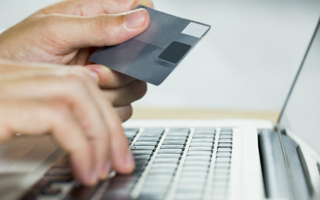 Image of online shopping
