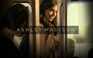 Advertisement for Ashley Madison