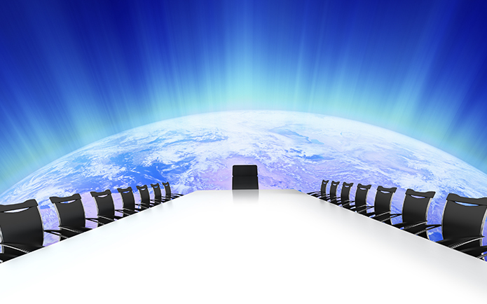 Bright meeting