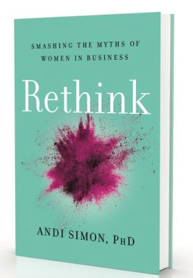 Smashing the myths of women in business book